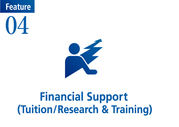 Financial Support (Tuition/Research)